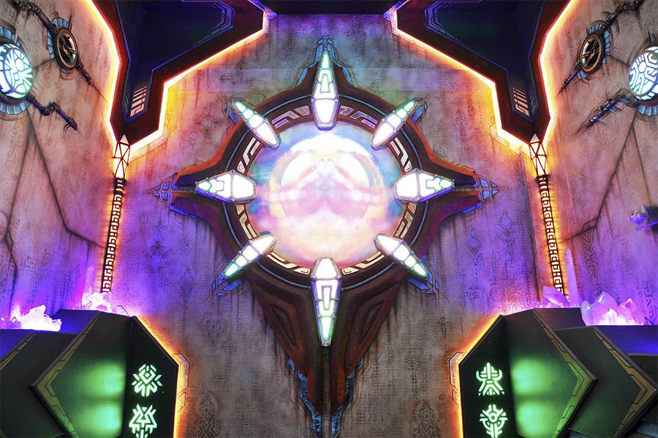 Temple SF : Stargate Portal