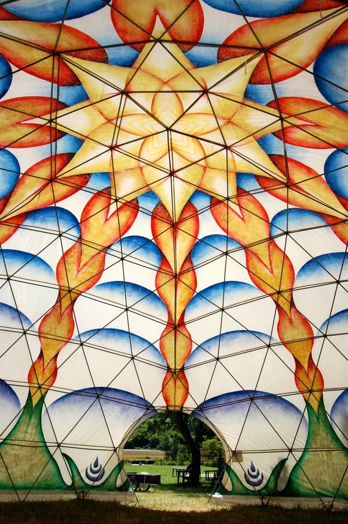 Mandala Dome