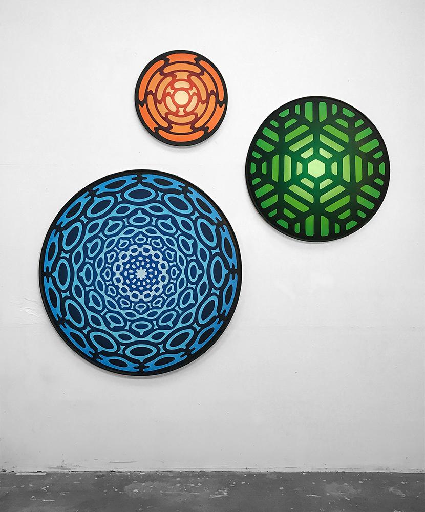 Cymatic Orbs