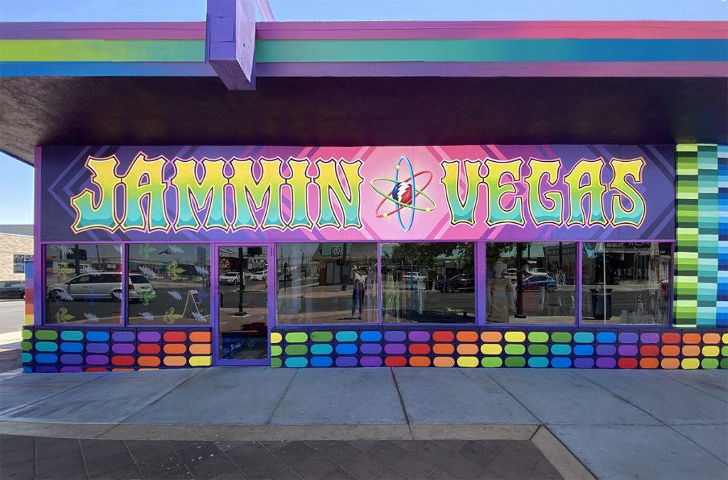 Jammin On Vegas Storefront